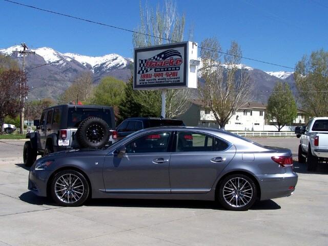 2013 Lexus LS 460 Luxury F Sport AWD