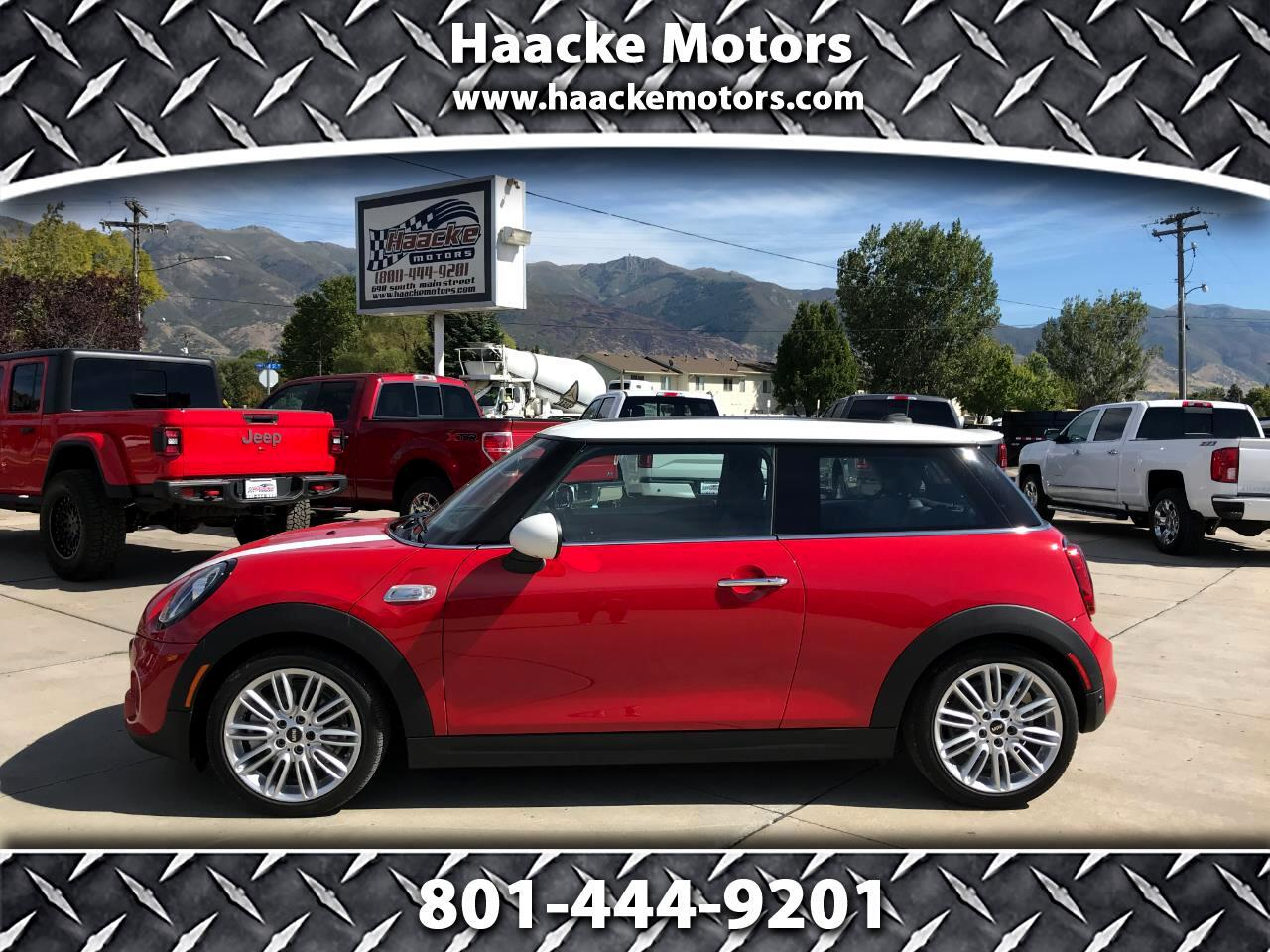 MINI Hardtop 2 Door Cooper S FWD 2019