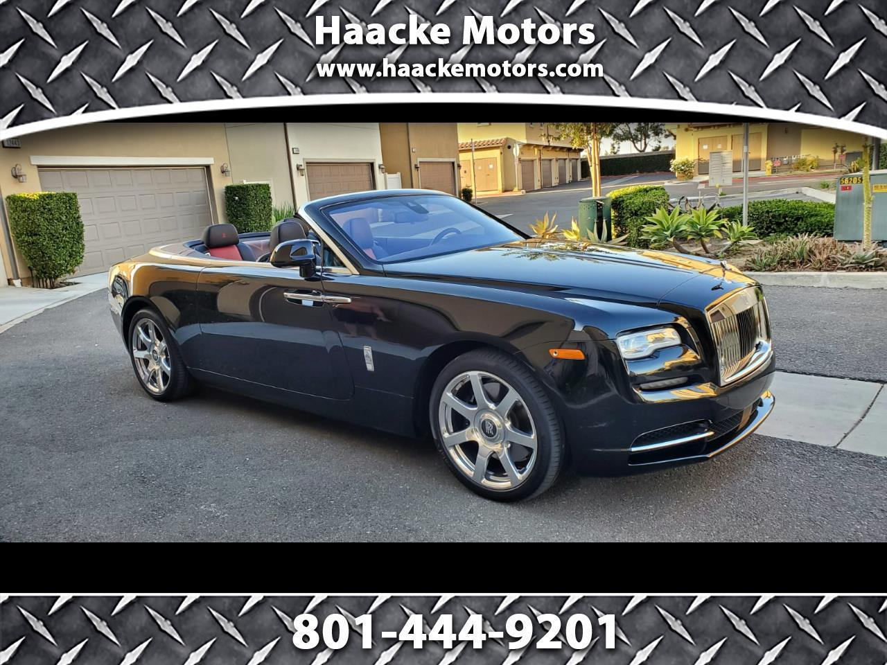 Rolls-Royce Dawn 2dr Convertible 2016