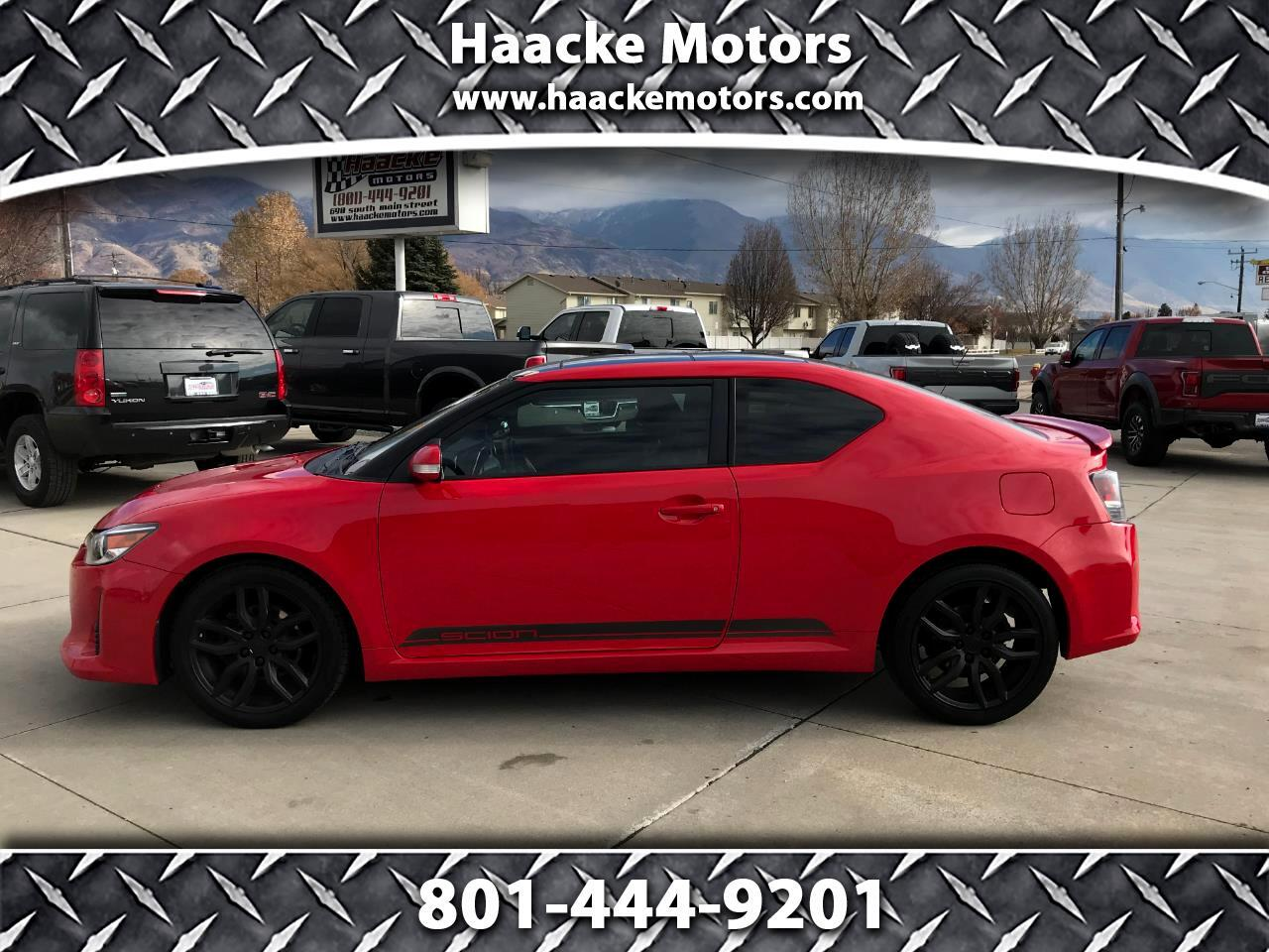 Scion tC 2dr HB Auto (Natl) 2014