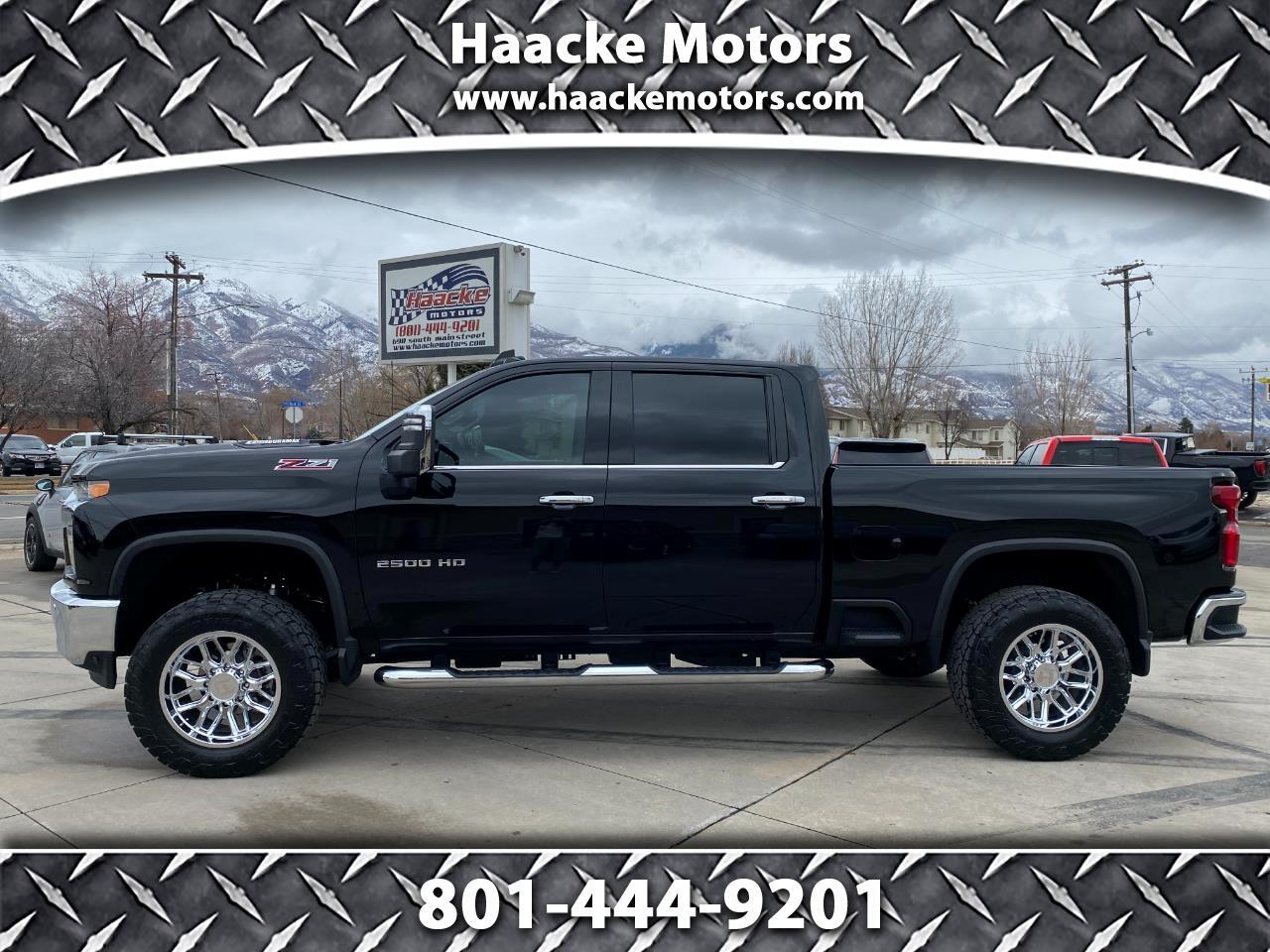 Chevrolet Silverado 2500HD LTZ Crew Cab Long Box 4WD 2020