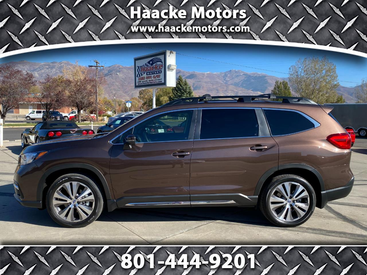 Subaru Ascent Limited 7-Passenger 2021
