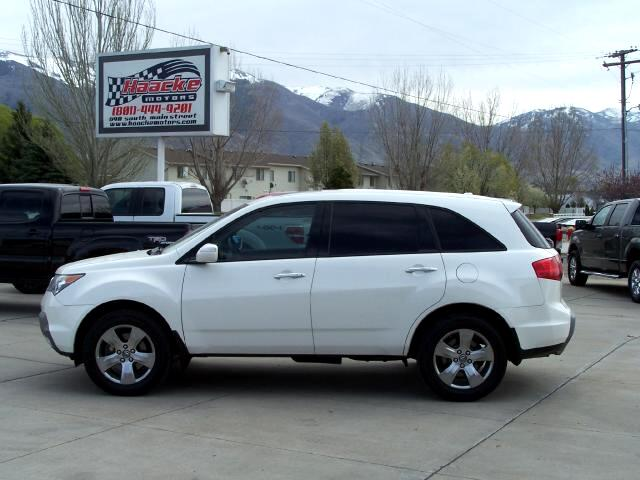 Acura MDX SH-AWD 6-Spd AT w/Tech and Entertainment Package 2008