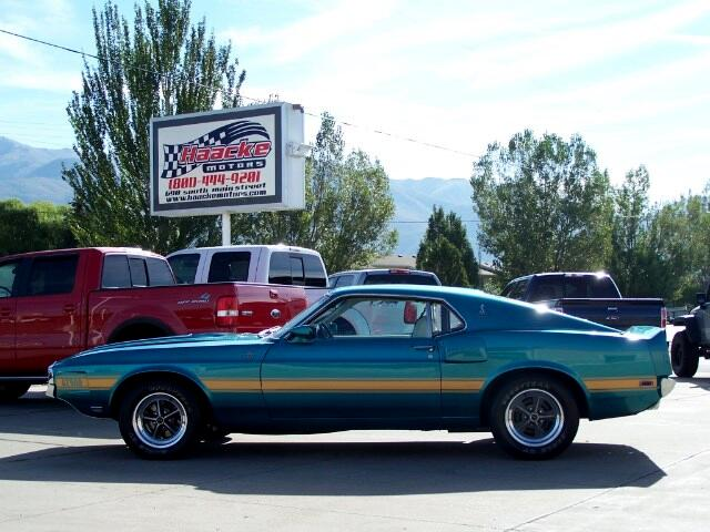 1969 Ford Shelby GT500 Coupe