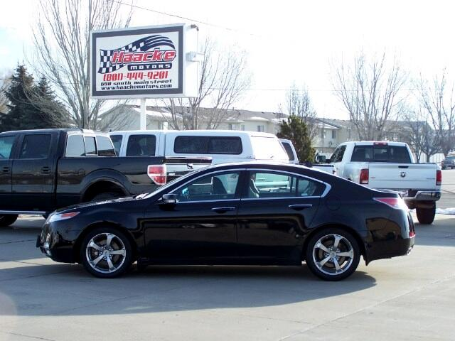 Acura TL 5-Speed AT SH-AWD with Tech Package 2009
