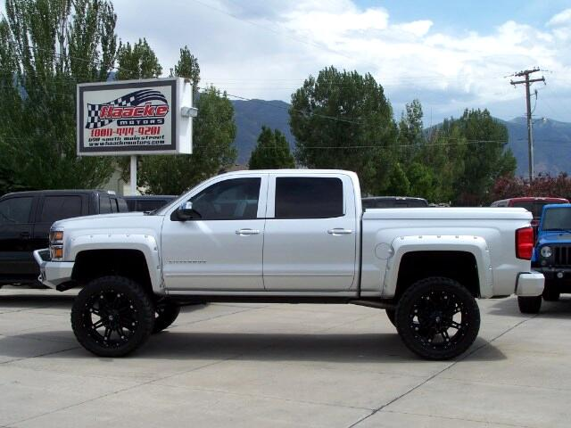 Chevrolet Silverado 1500 2LZ Crew Cab Long Box 4WD 2014