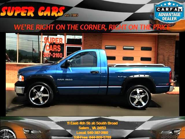 2005 Dodge Ram 1500 ST Short Bed 2WD