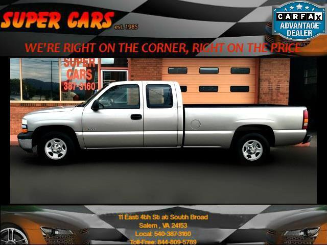 2002 Chevrolet Silverado 1500 Ext. Cab Long Bed 2WD