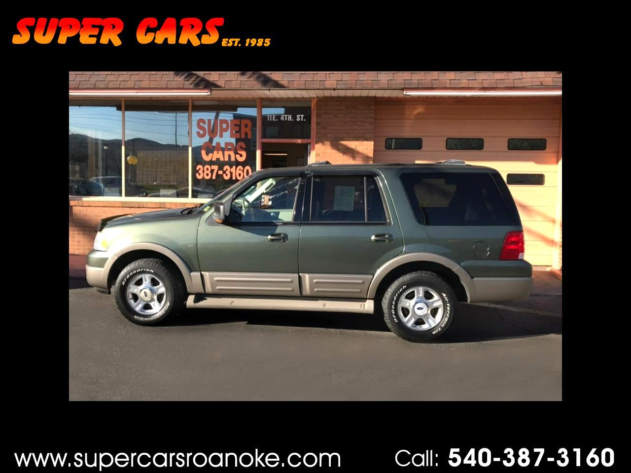 2003 Ford Expedition Eddie Bauer 4WD