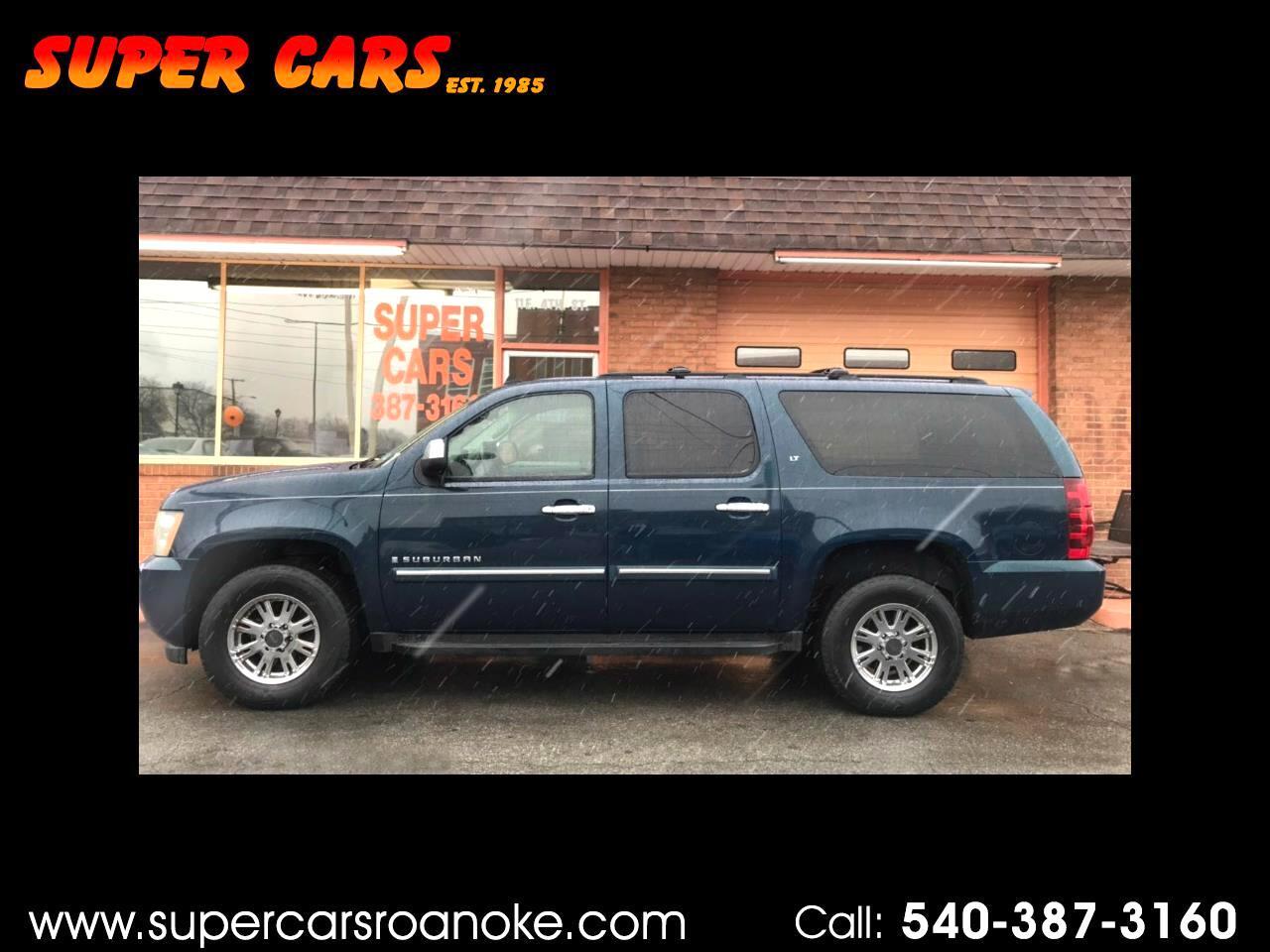 2007 Chevrolet Suburban LT2 1500 4WD