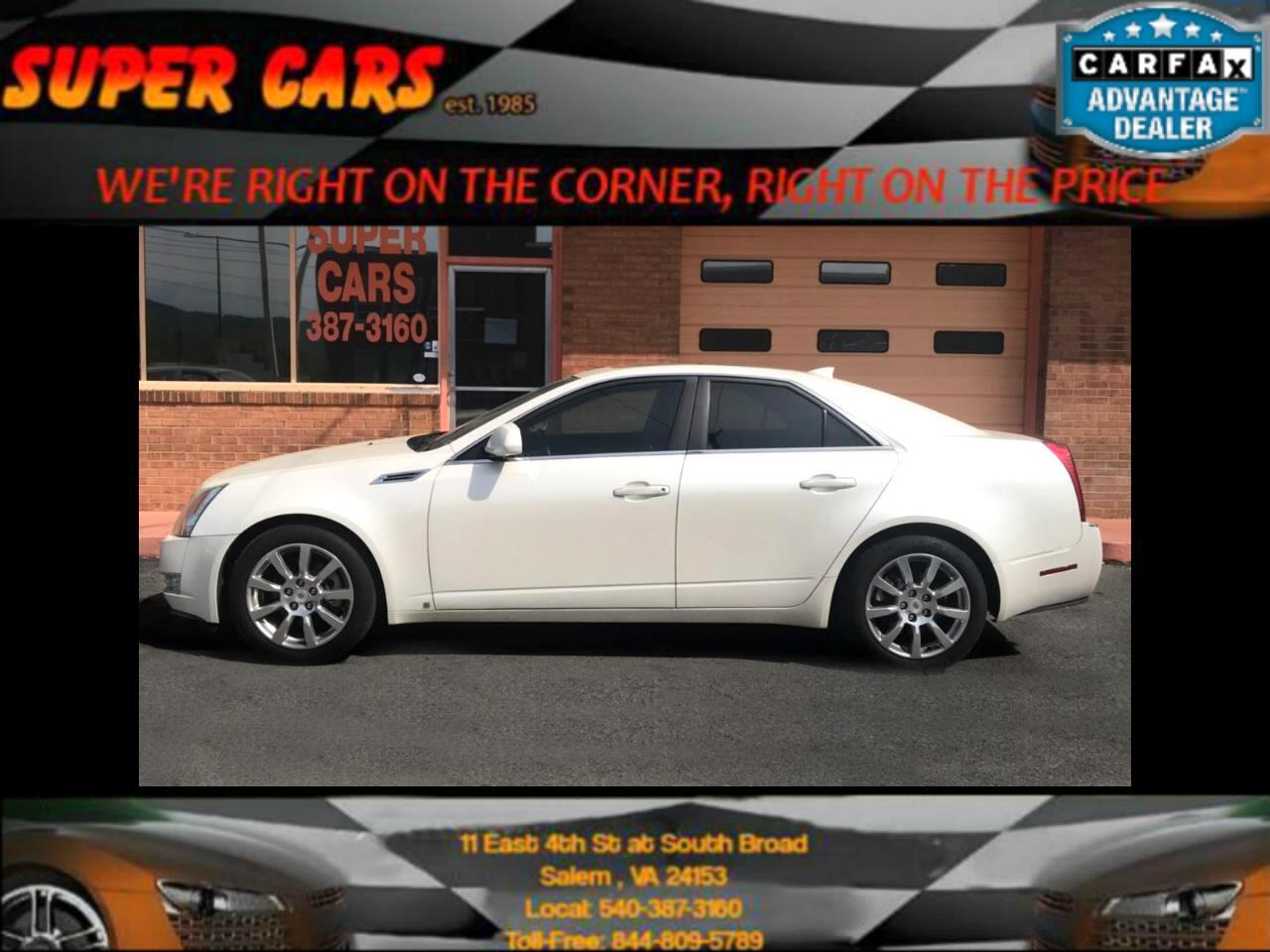 2009 Cadillac CTS 3.6L SFI
