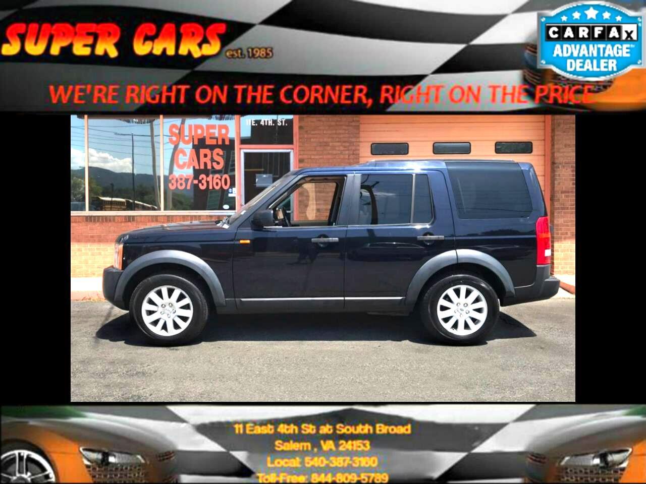 2006 Land Rover LR3 V6