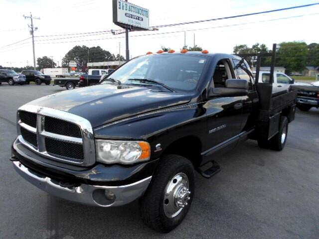 2004 Dodge Ram 3500 SLT Quad Cab Long Bed 4WD DRW