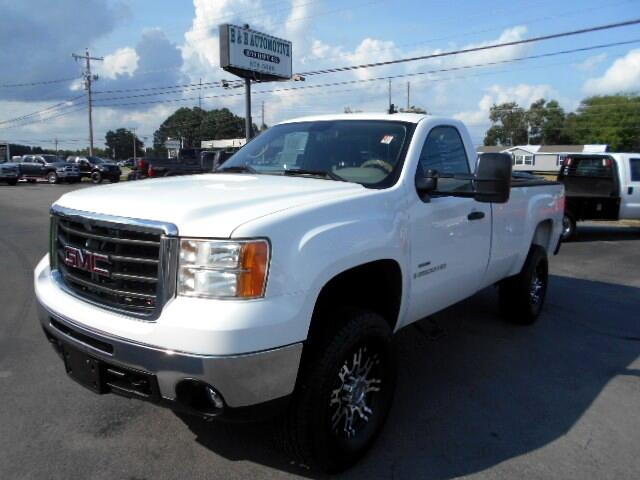 2007 GMC Sierra 2500HD Work Truck 4WD