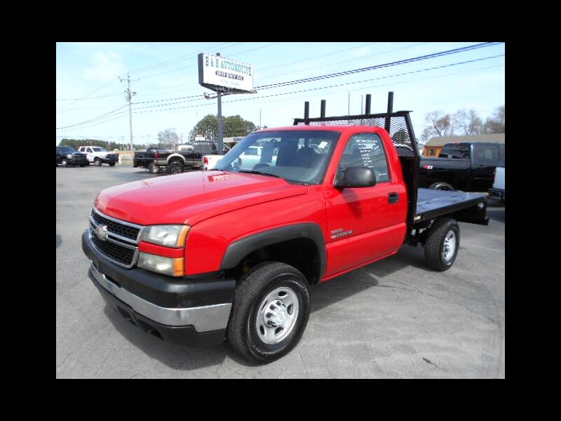 2007 Chevrolet Silverado Classic 2500HD Work Truck Long Box 2WD