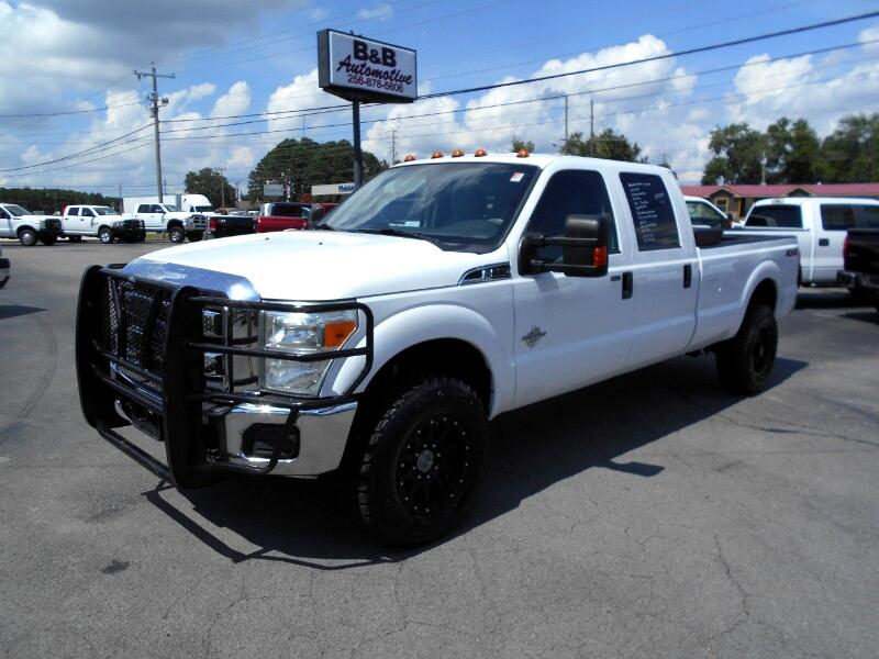 2012 Ford F-350 SD XLT Crew Cab Long Bed 4WD