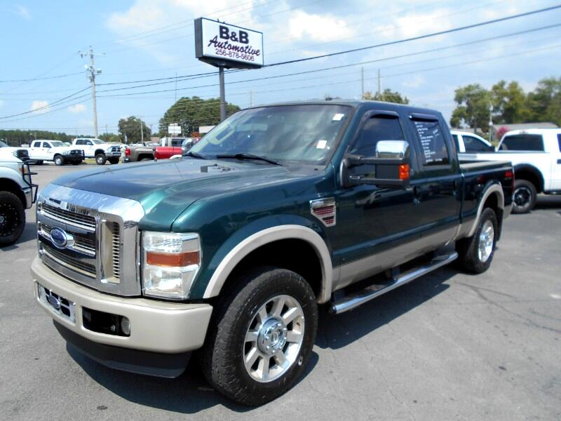 2008 Ford F-250 SD KING RANCH CREW CAB
