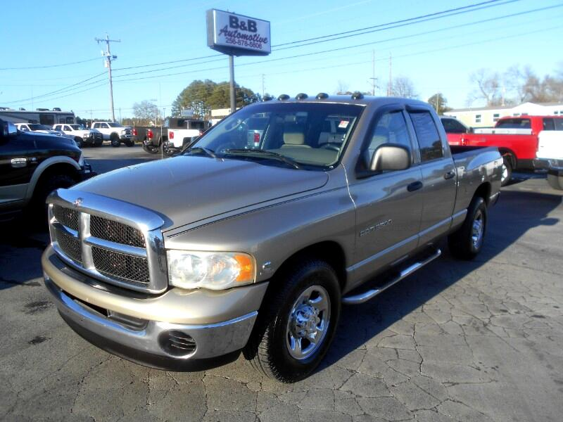 Dodge Ram 3500 ST Quad Cab Short Bed 2WD 2003