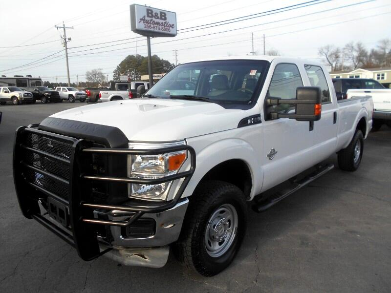 Ford F-250 SD XL Crew Cab Long Bed 4WD 2013