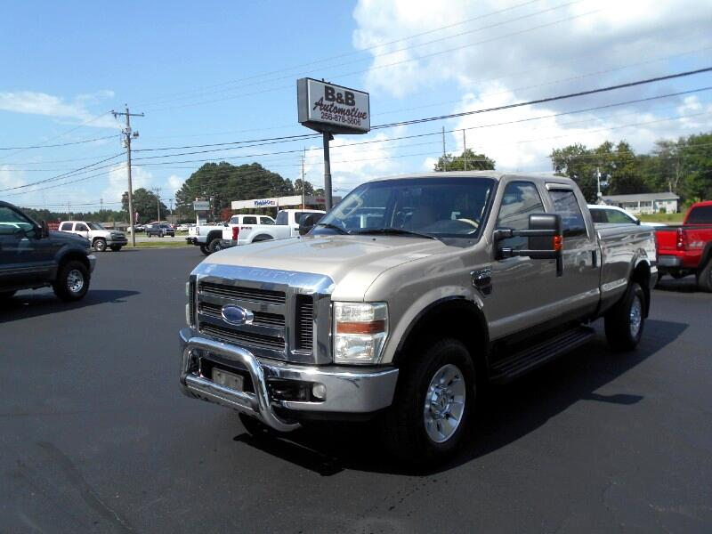 Ford F-350 SD Lariat Crew Cab Long Bed 4WD 2008