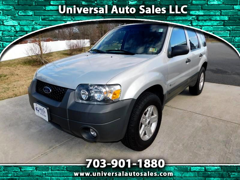 2007 Ford Escape Hybrid HYBRID, 35-40 MPG