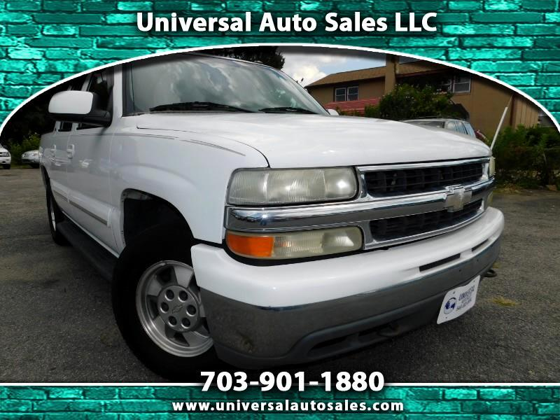 2002 Chevrolet Suburban 1500, CARFAX CERTIFIED! FLORIDA DRIVEN VEHICLE!
