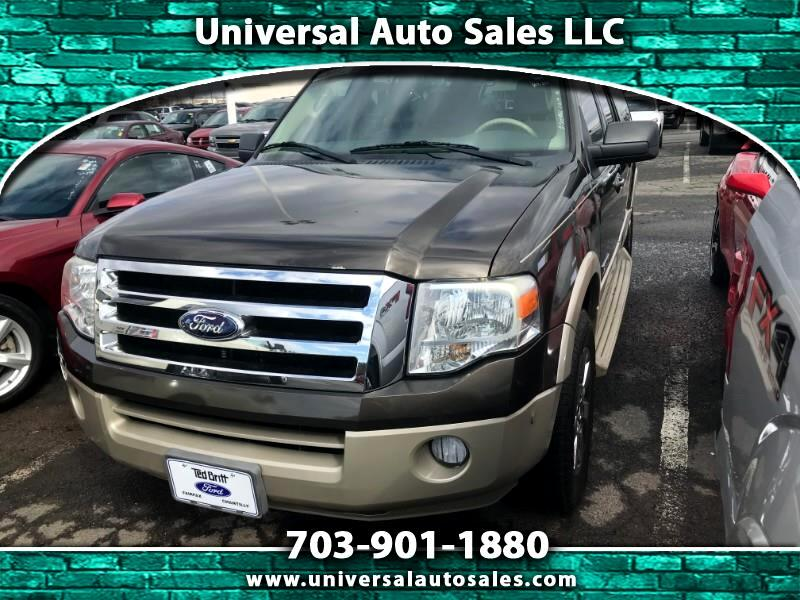 2008 Ford Expedition EL EDDIE BAUER EDITION