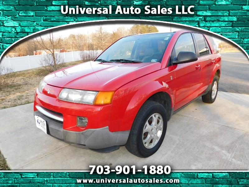 2004 Saturn VUE SUV V6 2 OWNER CLEAN HISTORY CARFAX CERTIFIED!