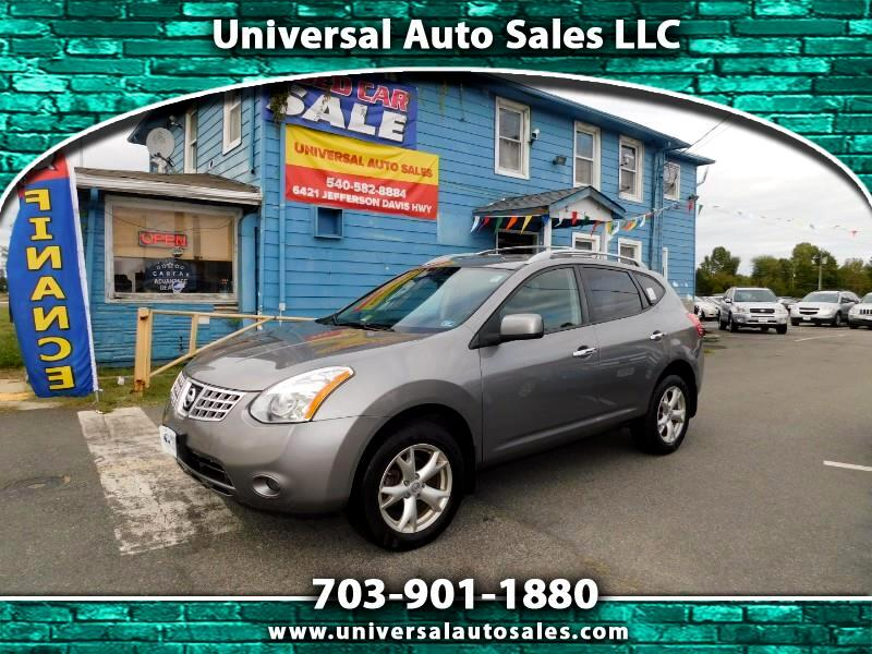 2010 Nissan Rogue SPORT, ONLY 111K MILES! EXTRA CLEAN!