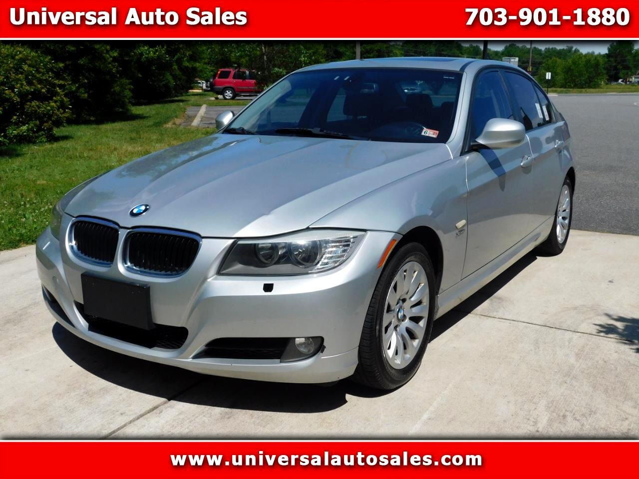 BMW 3 Series 4dr Sdn 328i xDrive AWD 2009