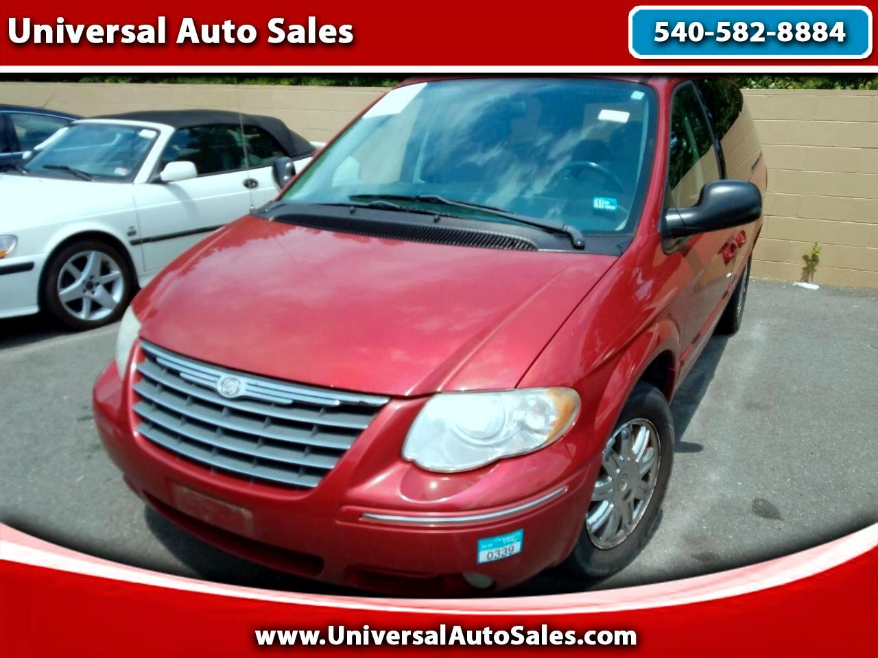 Chrysler Town & Country 4dr LWB Limited FWD 2005