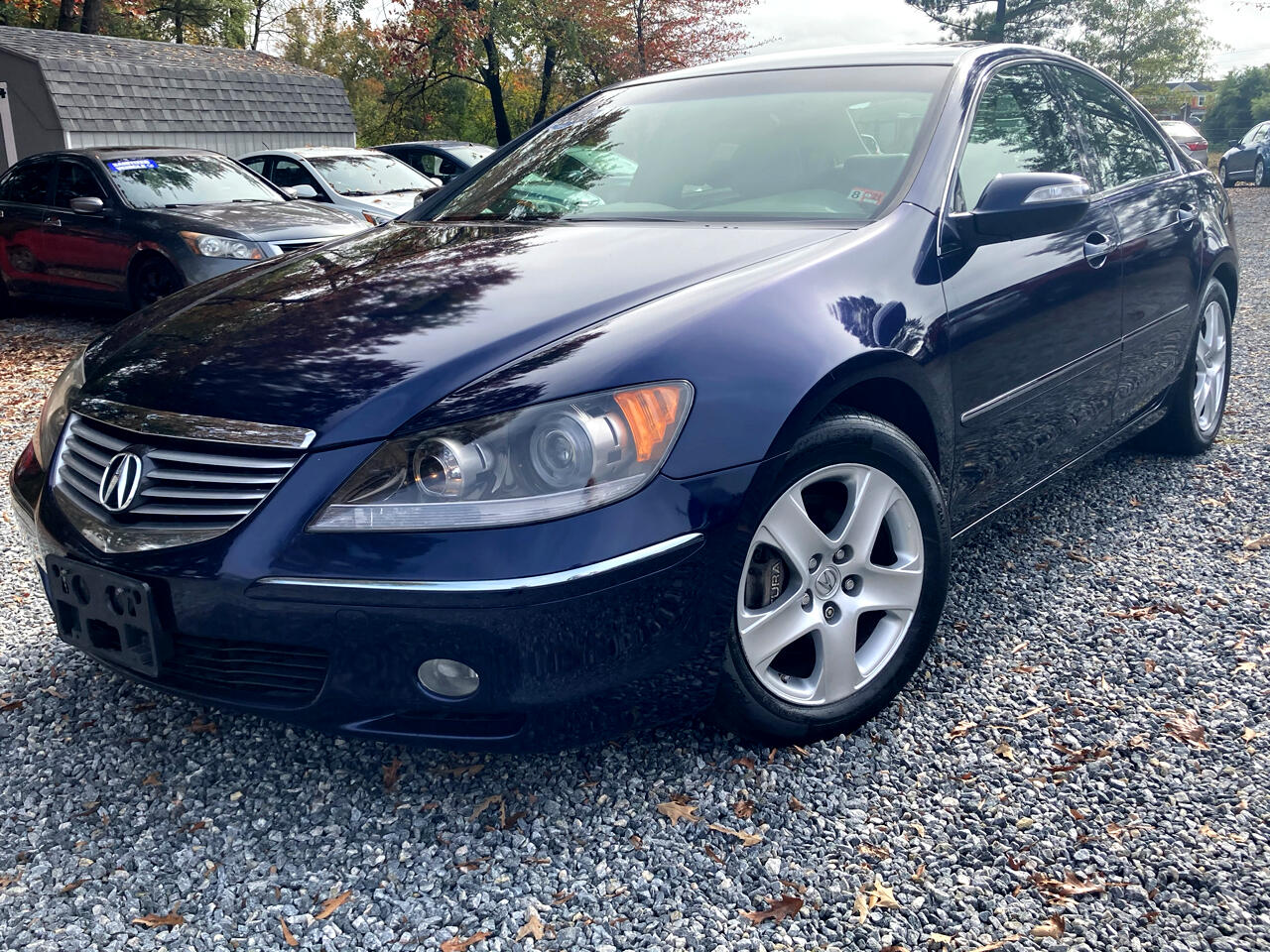 Acura RL 4dr Sdn AT (Natl) 2005