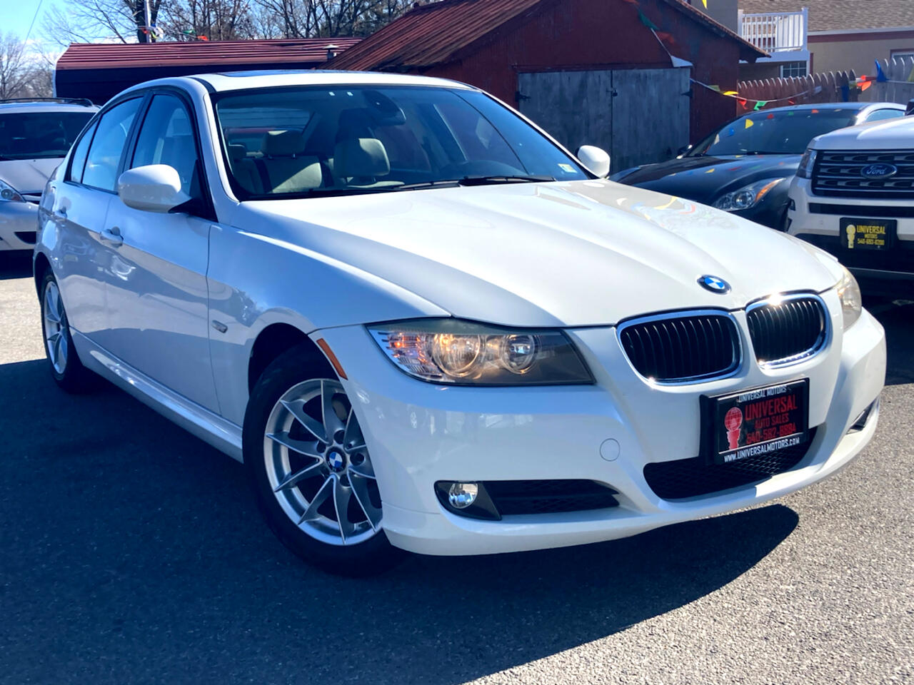 BMW 3 Series 4dr Sdn 328i RWD South Africa 2010
