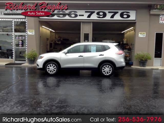 2016 Nissan Rogue 2017.5 AWD S