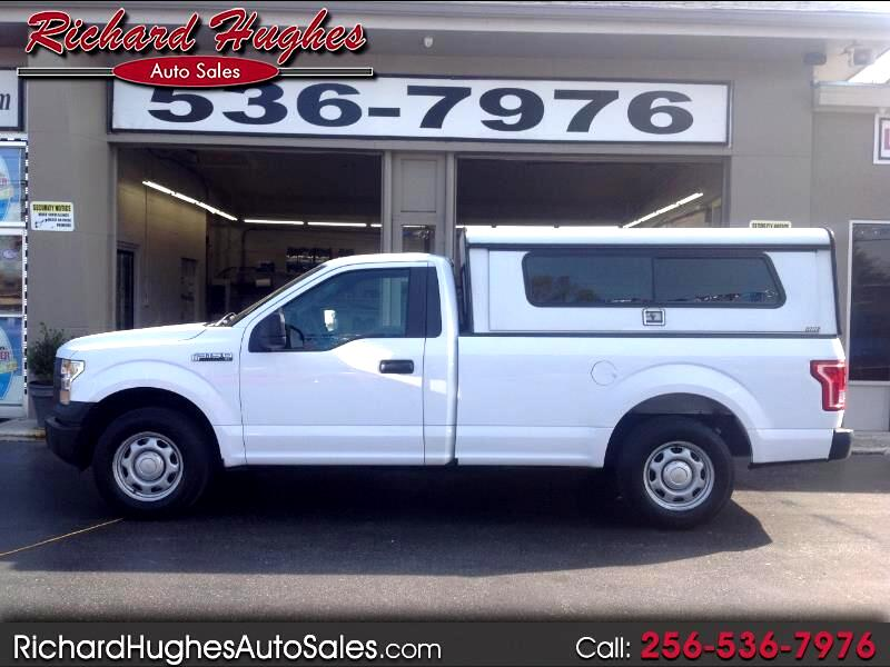 2016 Ford F-150 XL 6.5-ft. Bed 2WD