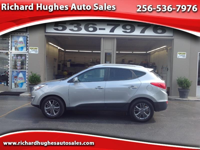 Hyundai Tucson Limited FWD 2015