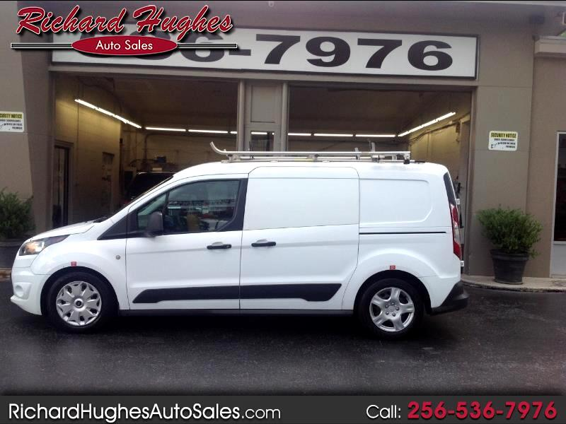 "2015 Ford Transit Connect 114.6"" XLT w/side & rear door privacy glass"