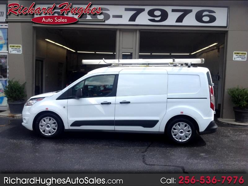 """2016 Ford Transit Connect 114.6"""" XLT w/side & rear door privacy glass"""