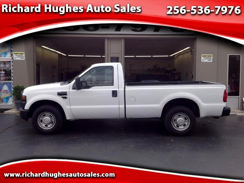 Ford F-250 SD XL 2WD 2010