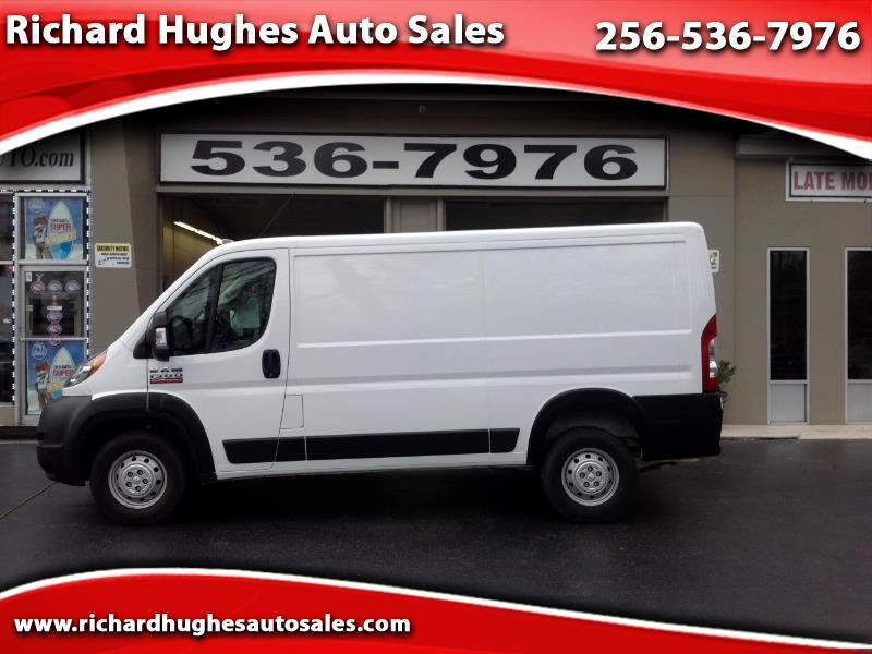 RAM Promaster 1500 Low Roof Tradesman 136-in. WB 2019