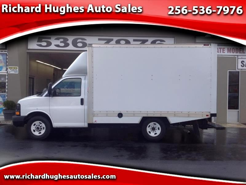 GMC Savana G3500 139 in. 2015