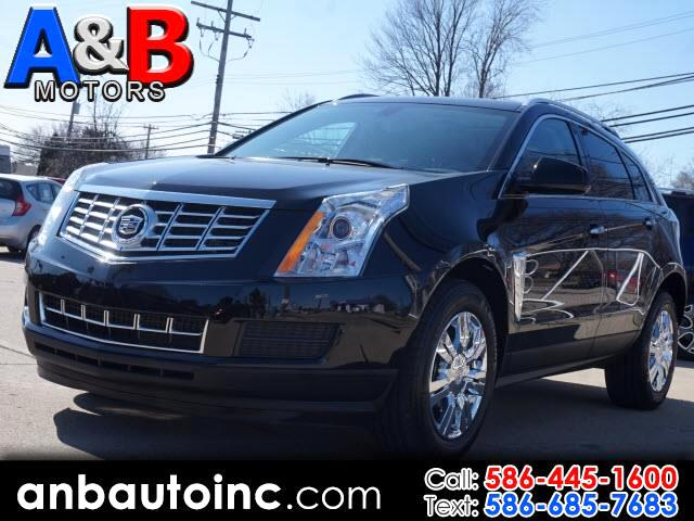 2015 Cadillac SRX Luxury Collection FWD