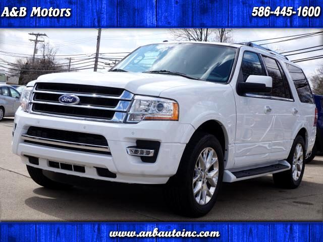 2016 Ford Expedition Limited 2WD