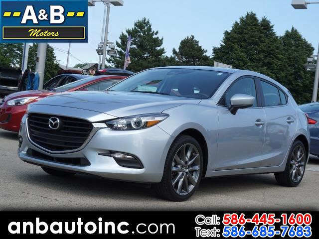 Mazda MAZDA3 s Grand Touring AT 5-Door 2018