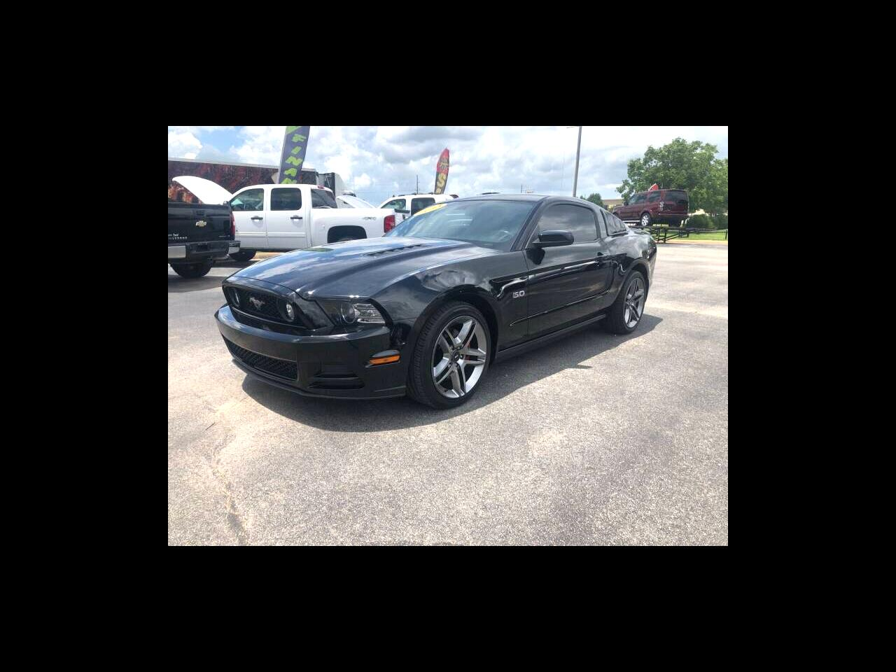 2013 Ford Mustang 2dr Cpe GT