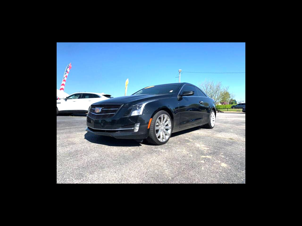 Cadillac ATS Coupe 3.6L Premium AWD 2016