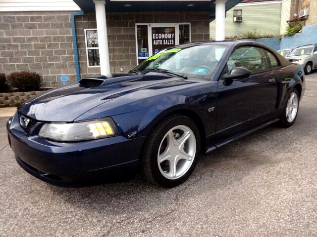 2002 Ford Mustang GT Premium Coupe