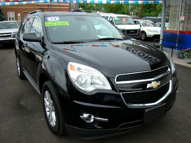 2013 Chevrolet Equinox 2LT AWD