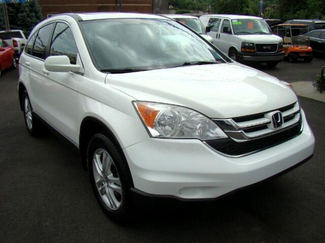 2011 Honda CR-V EX-L 4WD 5-Speed AT