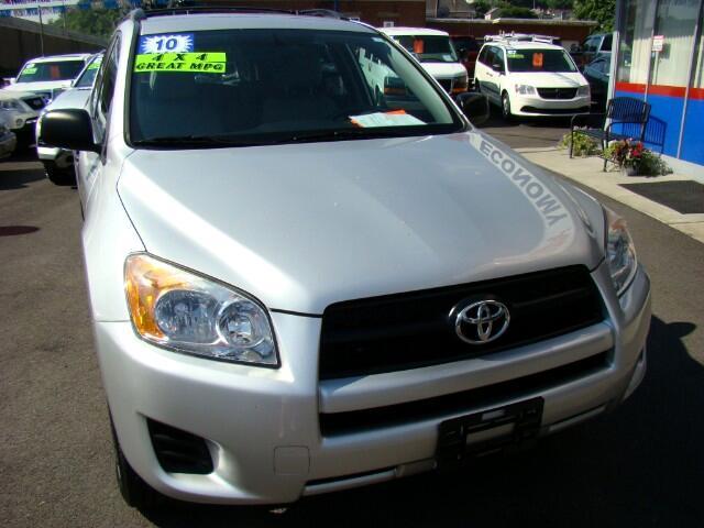 2010 Toyota RAV4 Base I4 4WD